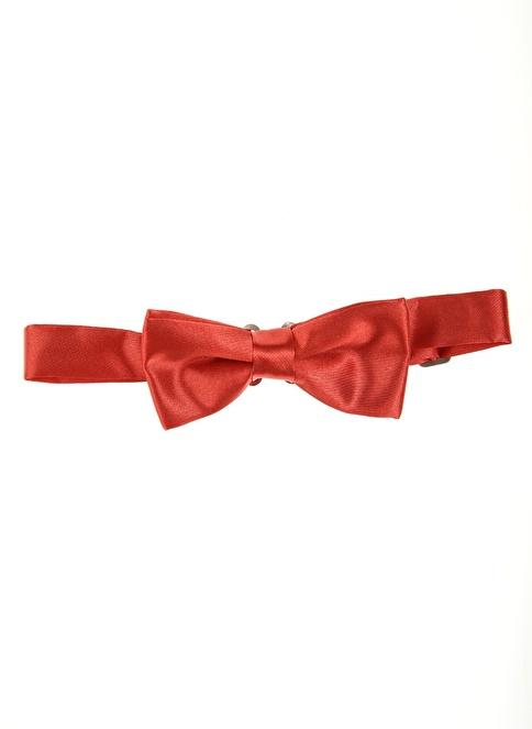 Bay Şapkacı Papyon Kırmızı